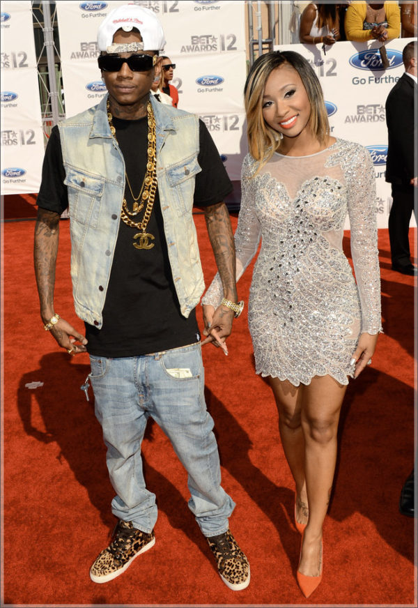 are soulja boy and diamond still dating after 10