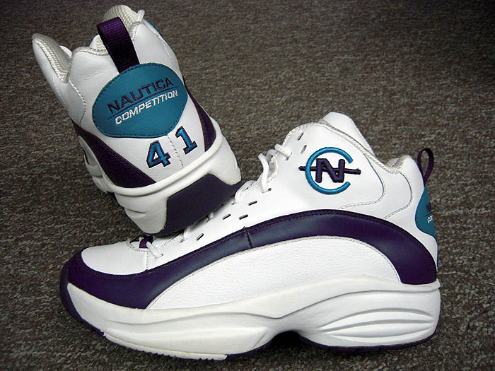 Nautica Basketball Shoes