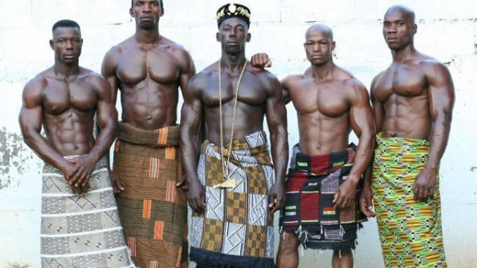African men
