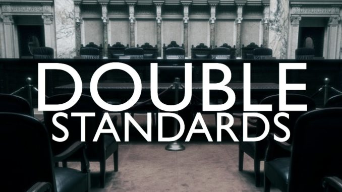 a double standard A sociologist who studies gender and sexuality explores the status of the traditional sexual double standard in college hookup culture do students support it.