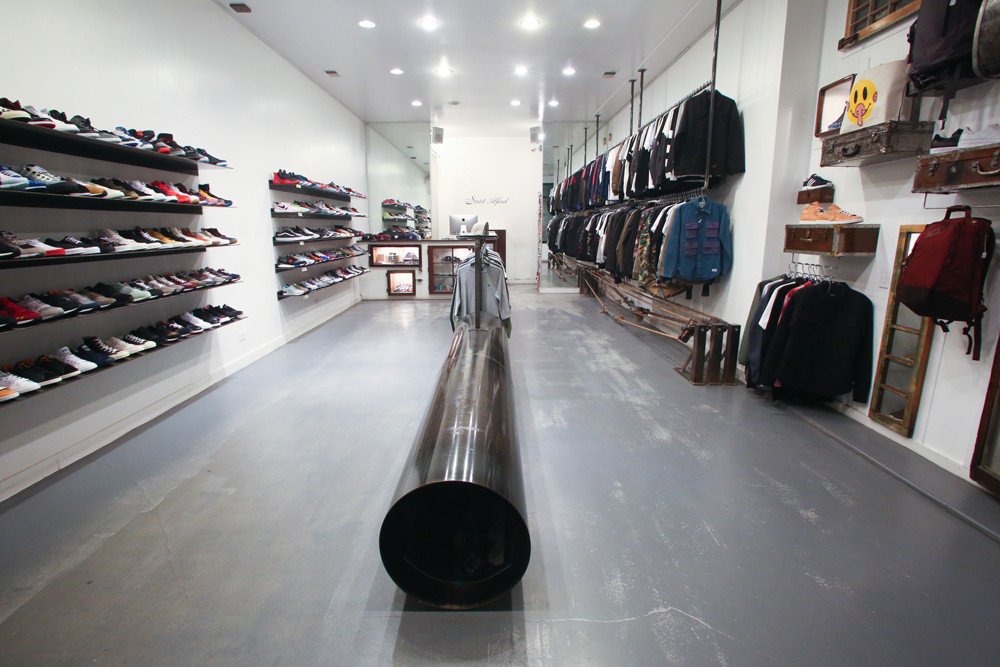 64213e66bbde Top 10 independent sneaker stores in United States