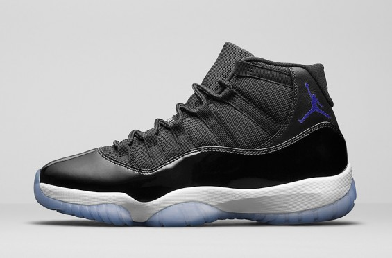 "e0bf0644572 The Concord was not the only colorway to emerge in 1995 for the Air Jordan  11s. Michael Jordan also showed us the ""Space Jam"" edition and the sneaker  still ..."